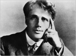 Young Robert Frost.