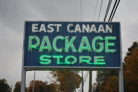 East Cannan, Connecticut.