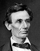 Lincoln in 1860.