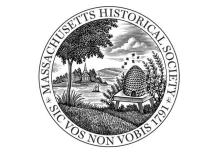 Seal of the Massachusetts Historical Society.