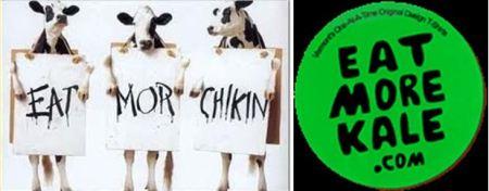 Chick-v-Kale
